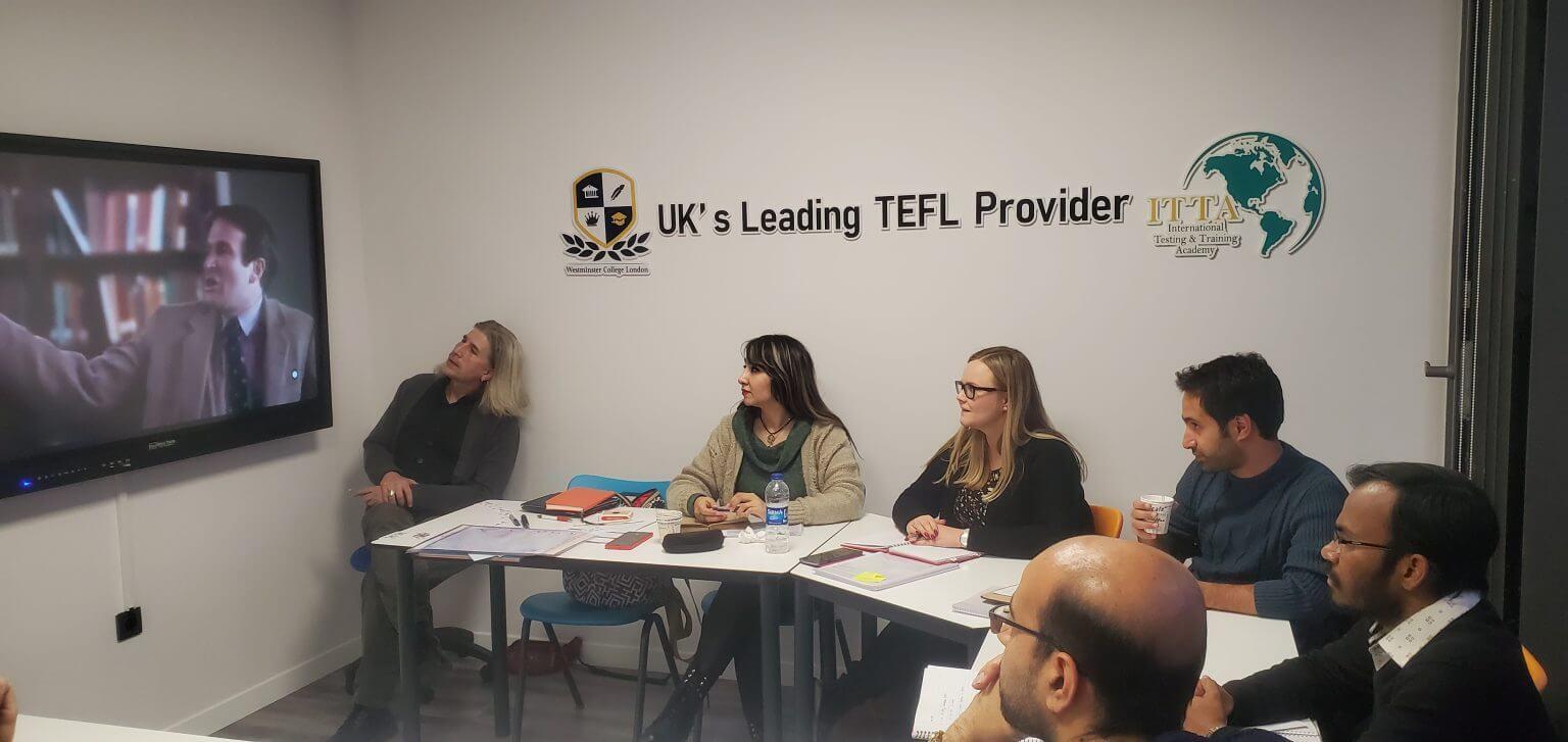 IELTS Online Coching Training - TESOL - 5