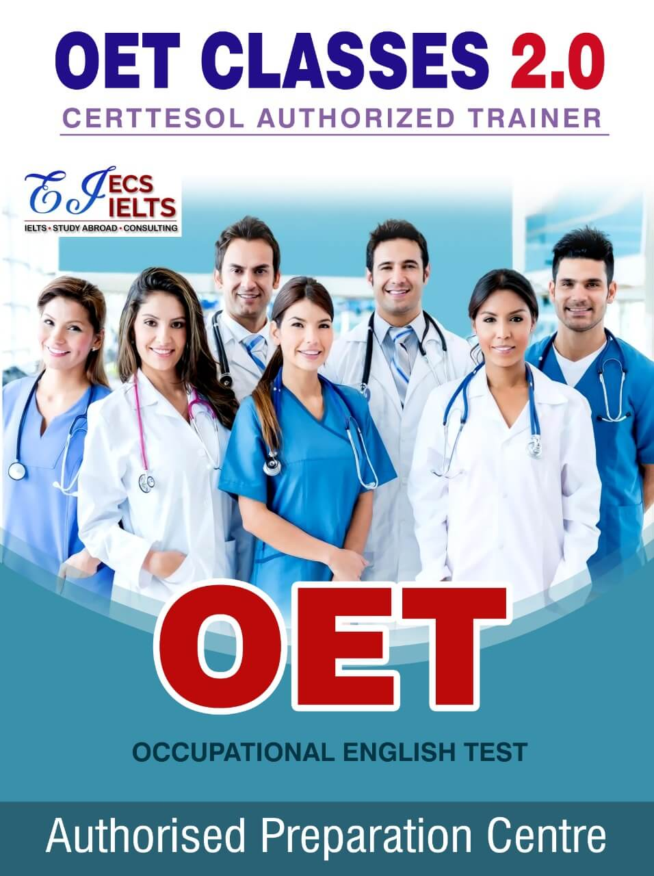 IELTS Online Coching Training - OET - 5