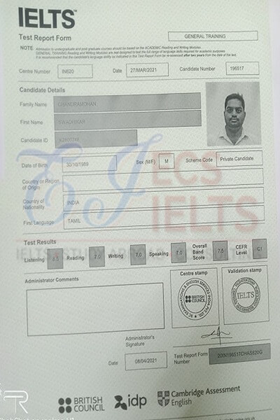 IELTS Online Coching Training - Home - 6
